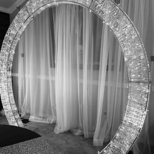 *Lighted Arch