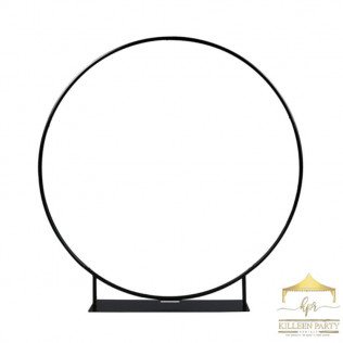 7ft Round Metal Arch